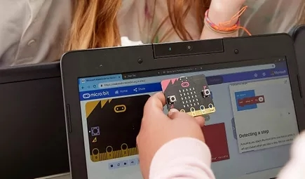 micro:bit home learning
