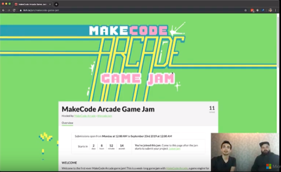 Making an Arcade Game Jam Game